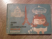 4423. Ghid de conversatie francez-roman