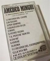 Caseta audio AMEDEO MINGHI