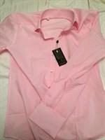 Camasa roz cambrata marime 38