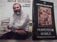 3 carti de Artur Silvestri