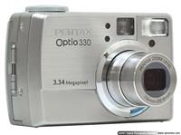 Aparat foto digital Pentax Optio330