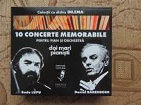 CD Dilema Veche Daniel Baremboim