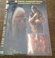 DVD THE NEW WORLD
