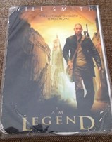 DVD I AM LEGEND
