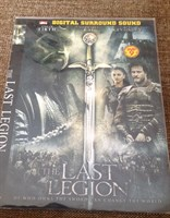 DVD THE LAST LEGION