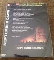 DVD SEPTEMBER DAWN