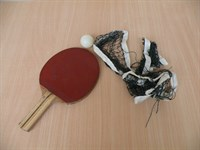 Set tenis de masa / ping-pong (model vechi)