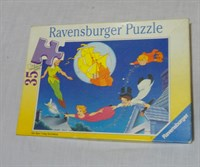 Puzzle cu Peter Pan pentru copii mici