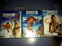 Dvd-uri pentru copii. Seria Ice Age