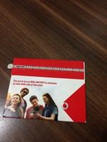 Cartela Vodafone
