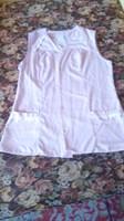 Bluză damă gen sacou culoare roz pal