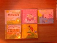 cutiuta musicals - cd-uri audio