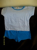 short plus tricou pt copil in jur de 3 ani