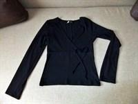 Bluza neagra Orsay