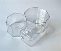 Cutii transparente din plastic