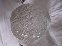 Glob de sticla pt baie