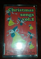 "caseta audio, ""Christmas songs"", vol 2"