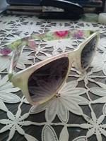 ochelari de soare cu model floral