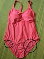 Costum de baie de dama cu defect