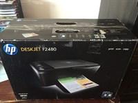 Multifunctionala HP Deskjet F1480