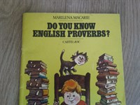 4713. Marilena Macarie - Do you Know English Proverbs