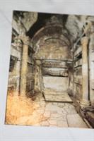Carte postala cu Catacombele din Roma 2