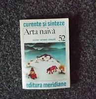 """carte """"Arta naiva"""""""