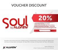 Voucher Allview - reducere 20%