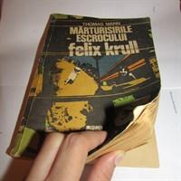 """Carte """"Marturisirile excrocului Felix Krull"""""""