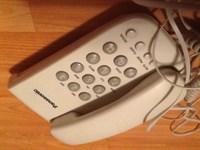 Telefon fix Panasonic KX TS5MXW