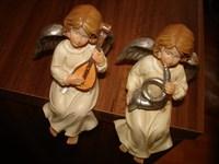 Doua miniaturi - ingerasi