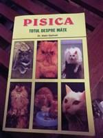 """Carte """"Pisica: totul despre mate"""""""