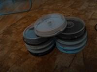 9 cutii pt. cd-uri