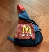 rucsacel de la Mc'Donalds