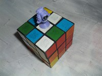 cub rubik si un stikeez