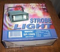 Stroboscop 10 flash/secunda