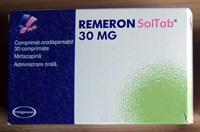Medicament Remeron 30mg