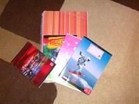 4 caiete noi