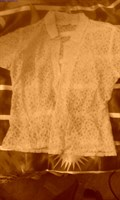 camasa subtire transparenta