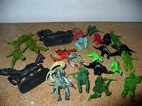 Figurine plastic