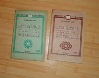 lecturi literare cls V-VIII, 2 volume
