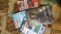 Diverse dvd-uri