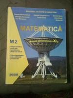 Manual matematica cls. a XI-a