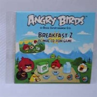 (2) CD - Angry Birds Breakfast 2