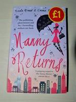 "Carte in limba engleza ""Nanny Returns"""