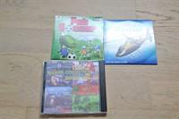 3 cd-uri jocuri