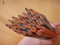 29 Creioane colorate pentru scoala
