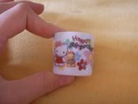 Canita mica Hello Kitty fara tortita