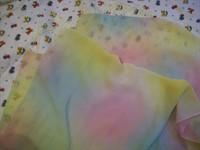 Esarfa colorata