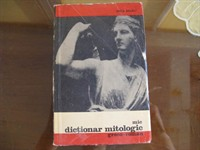 Carte - Mic dictionar mitologic greco-roman